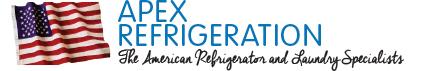 Apex Refrigeration Company Logo