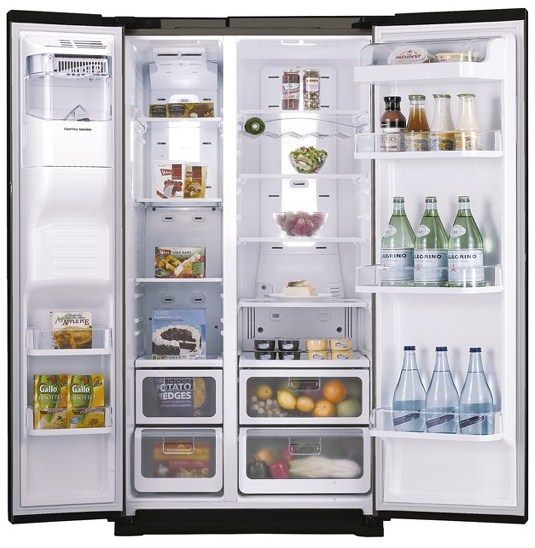 Amana | Maytag | Admiral American Fridge/Freezer repairs and problems in Surrey.